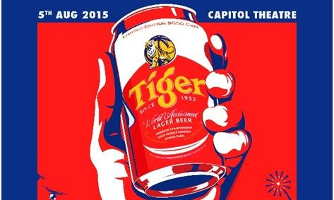 Tiger Beer party