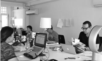Blak_Labs first office
