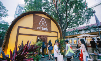 GOVT's campaign for Airbnb