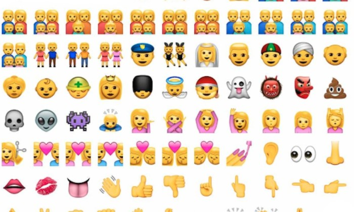 LOOK Heres Why Brands Are Going Crazy With Emojis On