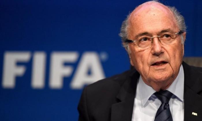 FIFA_Sepp Blatter