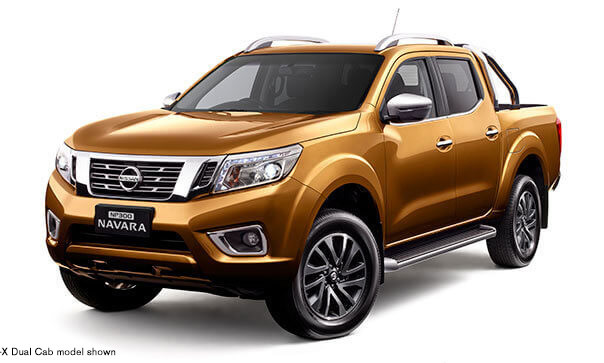 Nissan Appoints Creative Agency For Navara Launch