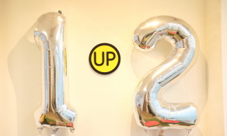 12th anniversary - Up and Up