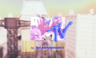 MTV ART BREAKS Visual Ident 1