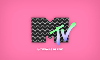 MTV ART BREAKS Visual Ident 2