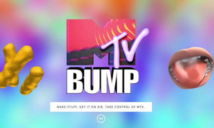 MTV Bump Visual 1