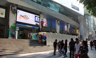 Mediatech_Wisma Atria OOH LED Screen (Mediatech Services) World Cup
