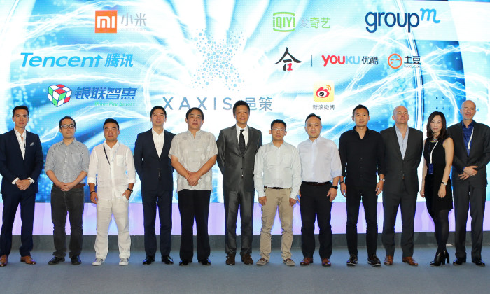 Xaxis announced its partnership with China's digital and data giants, Youku Tudou, Tencent, iQiyi, Sina Weibo, UnionPay Smart and Xiaomi