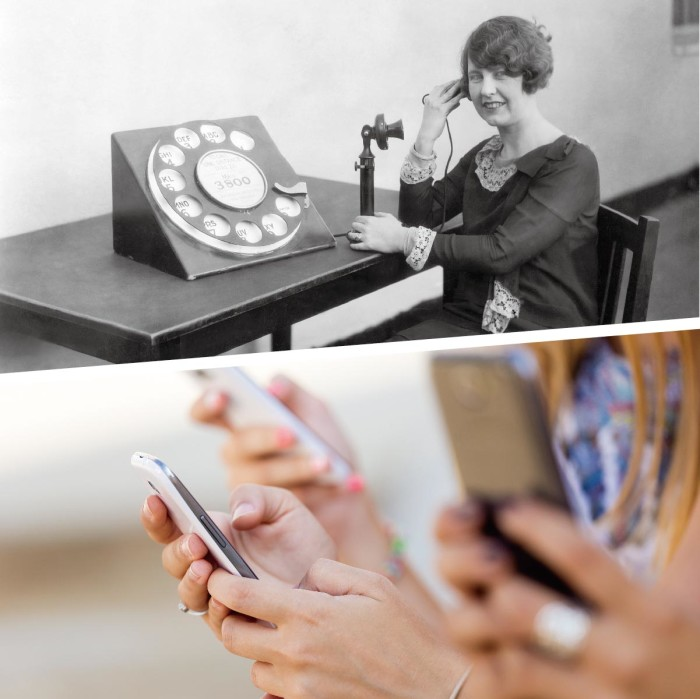 1. Small but Mighty Telephone