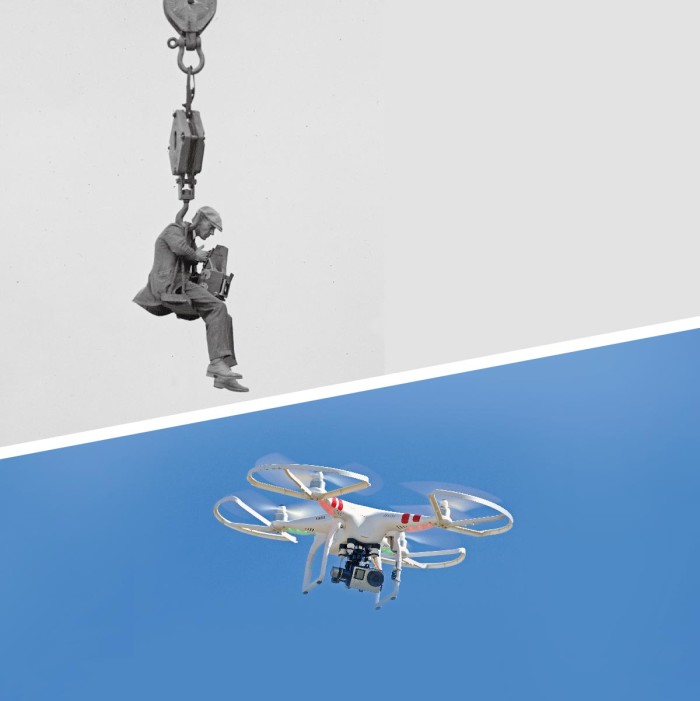 3. Small but Mighty Drone