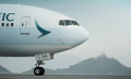Cathay Pacific Runway