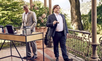 George Clooney and Jack Black star in the latest Nespresso advertising saga (2)