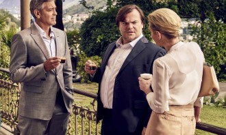 George Clooney and Jack Black star in the latest Nespresso advertising saga