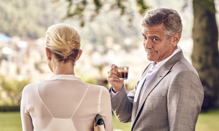 George Clooney returns in the latest Nespresso advertising saga