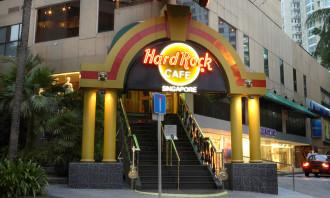 Facade Singapore Cafe
