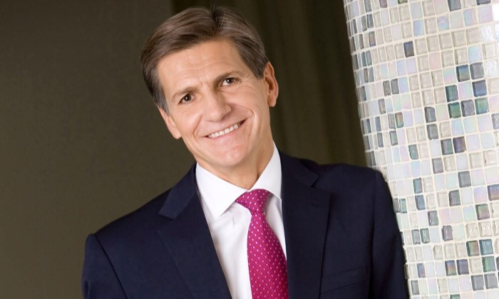 Marc S. Pritchard  Chief Brand Officer P&G