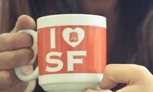 SF coffee