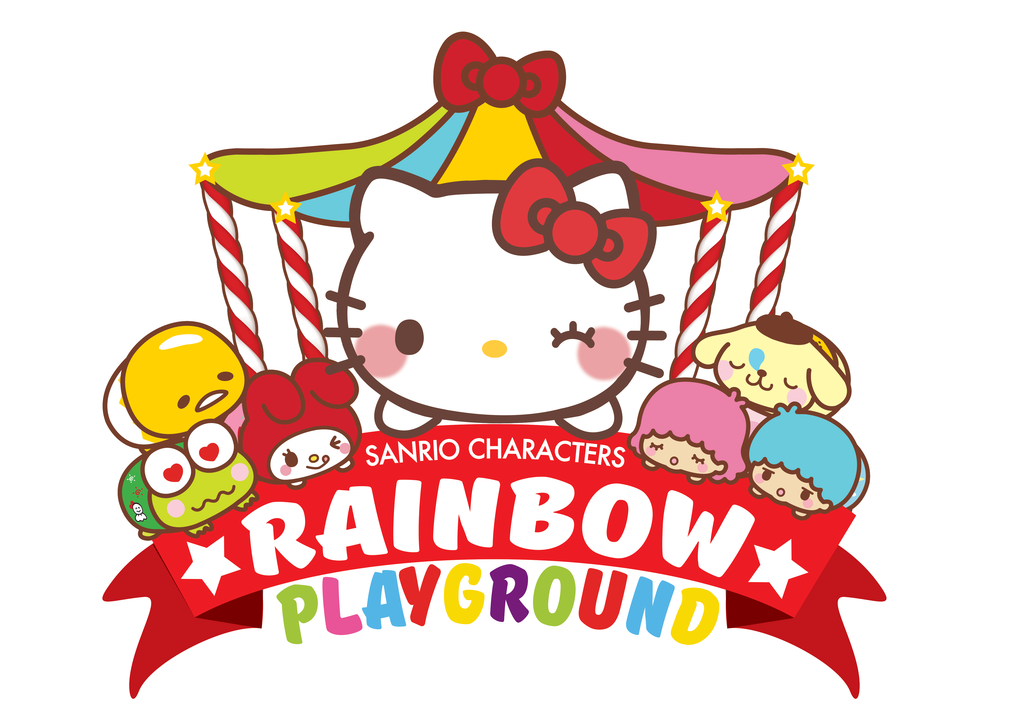 7 eleven and sanrio create animal playground marketing for Cassapanca hello kitty