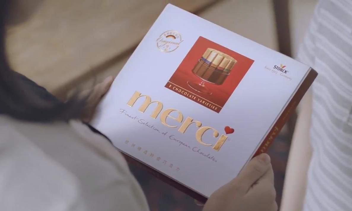 Storck makes its first move in China for merci chocolates ...