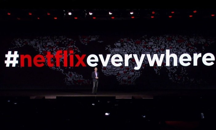Netflix everywhere