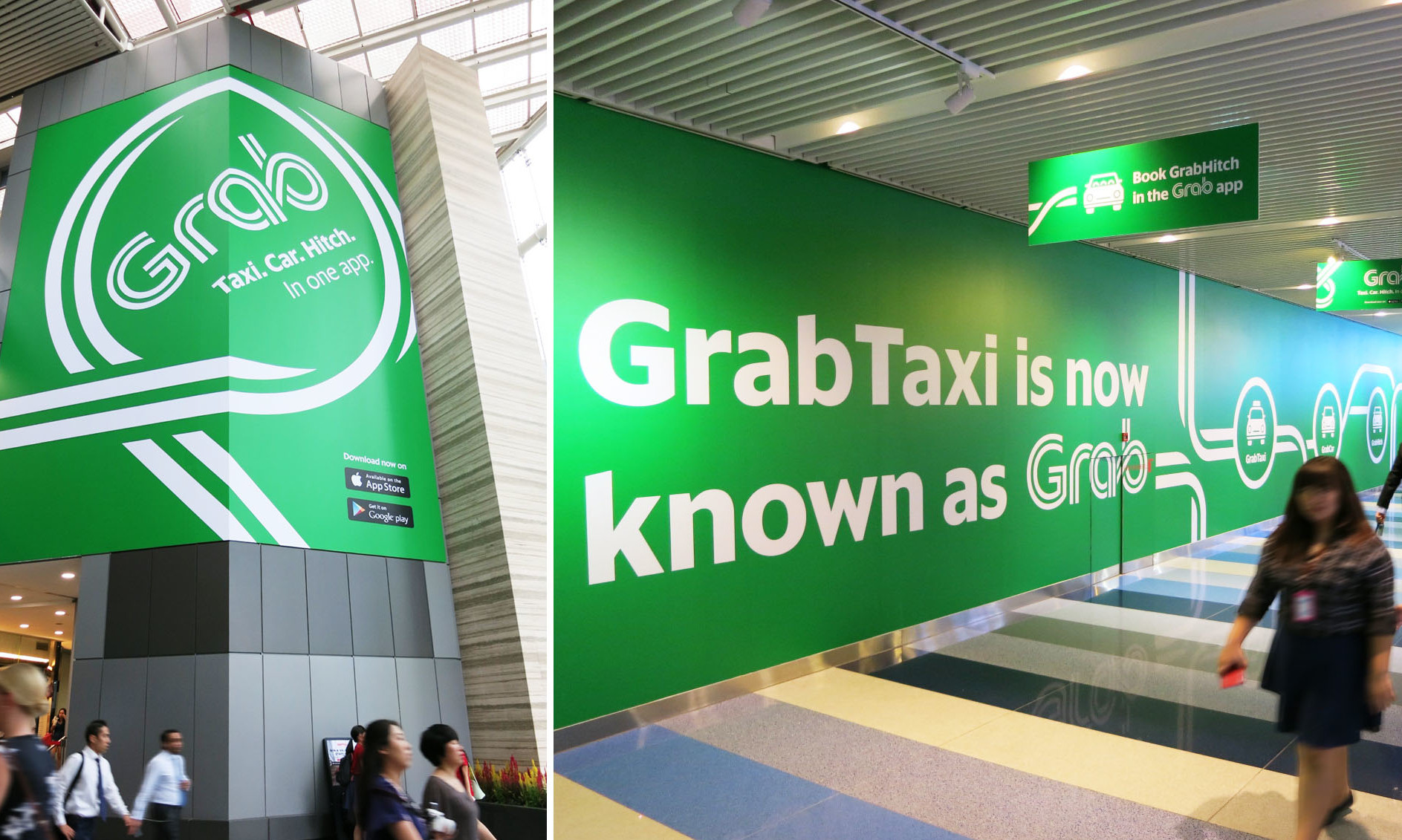 Grab enters new leasing and rental car options for drivers in 6 Asian countries | Marketing ...