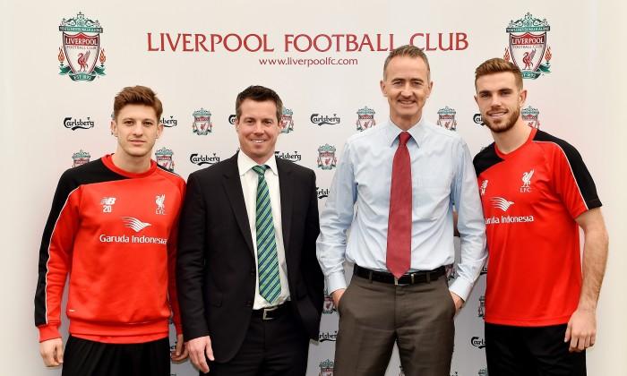 Carlsberg + Liverpool Football Club