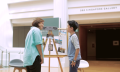 DBS Singapore Gallery social experiment
