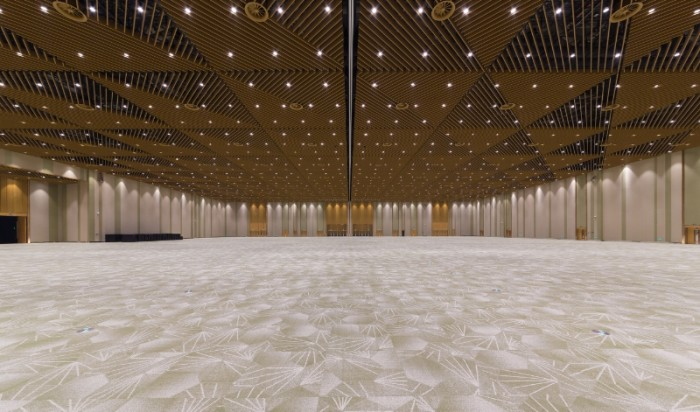 Jinji Lake banquet hall