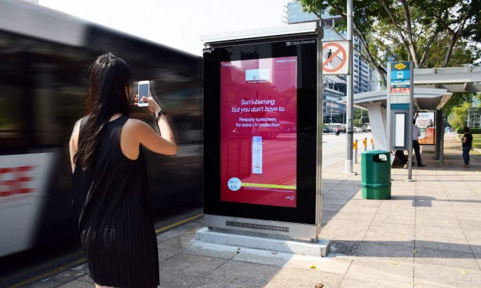 Kao Singapore finds creative ways to promote sunscreen