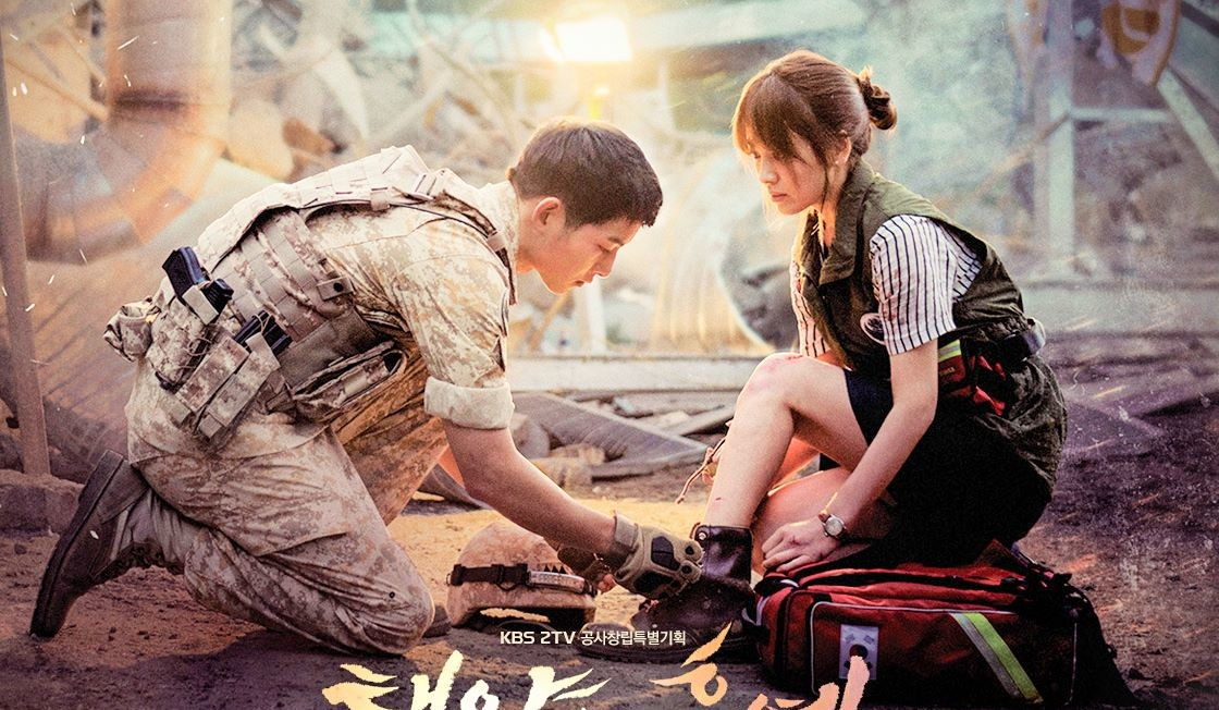 Korean Drama Descendants Of The Sun
