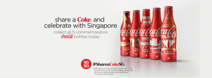 Share a Coke Singapore