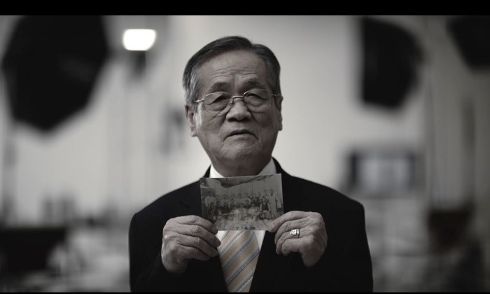 1 The Last Wish_a senior holding an old family photo