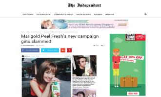 Independent Peel Fresh