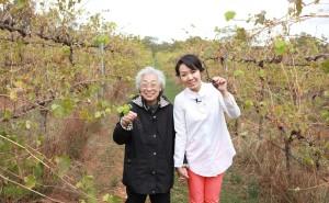 SATC - Cheuk Wan Chi and her grandma at Barossa Valley (2)