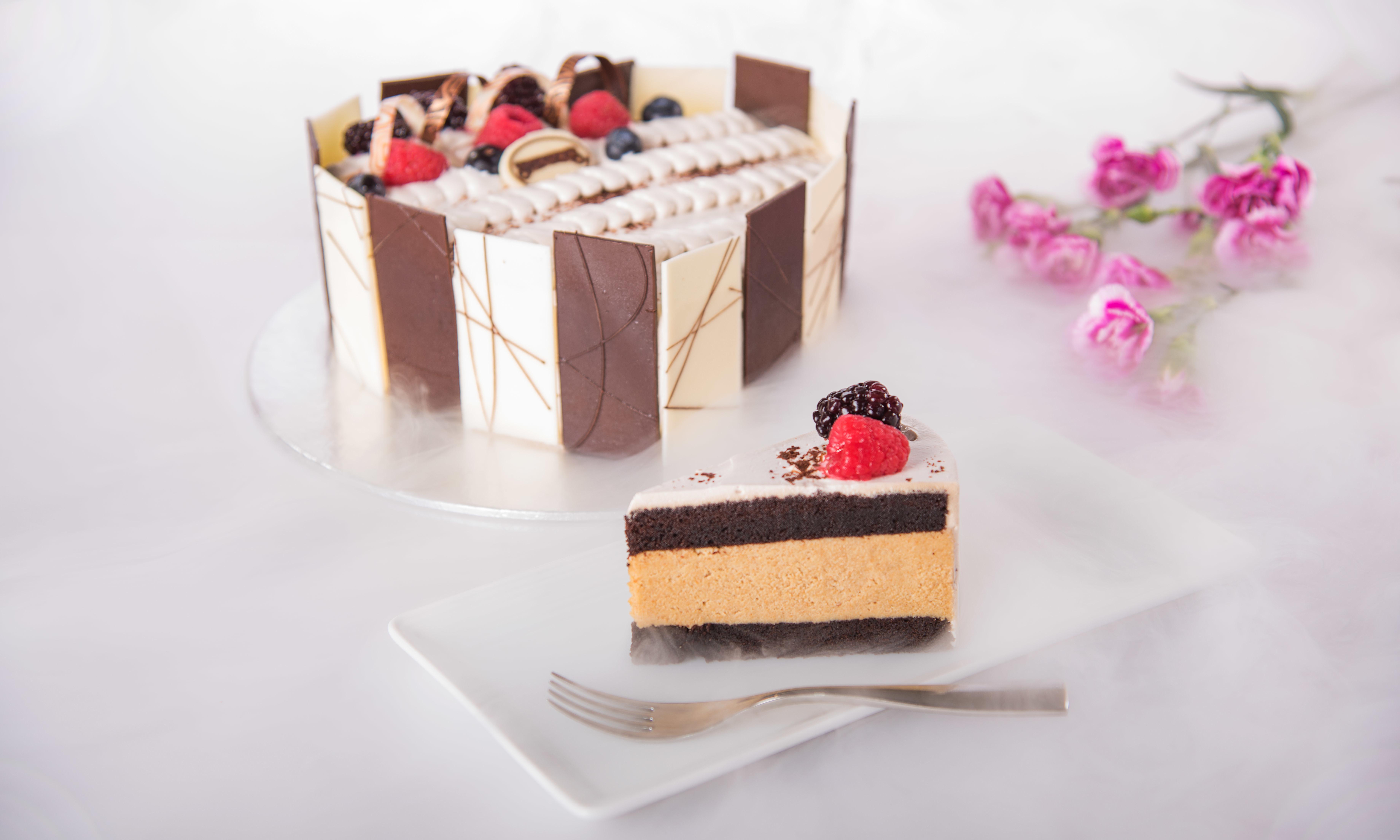 Swensen Malaysia Cake