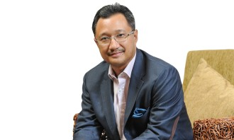 Datuk Kamal Khalid, Chief Executive Officer Media Prima Television Networks