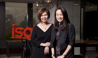 Jean Lin (left) and Jane Lin-Baden (right)-small