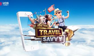 UOB Travel Savvy Game