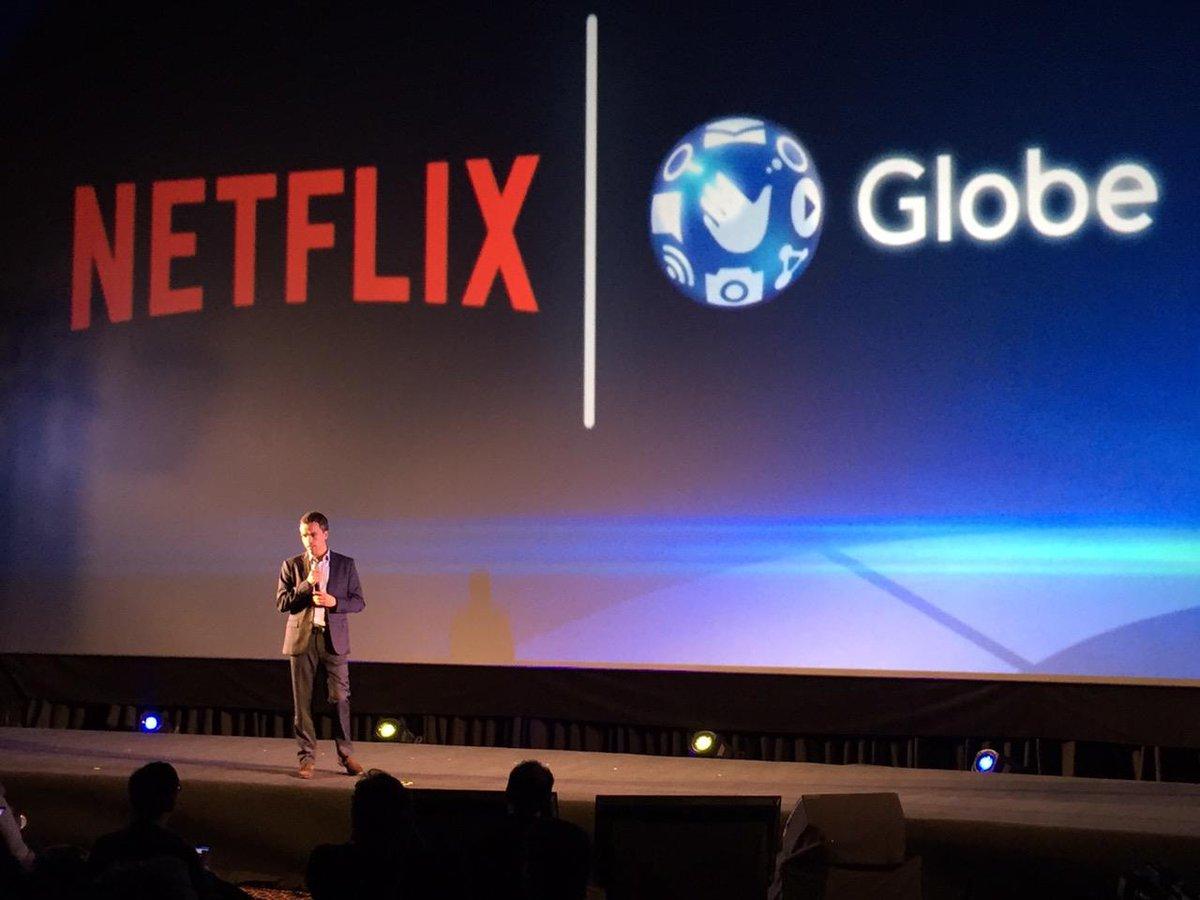 Globe partners with netflix in the philippines marketing interactive - Tv und mediamobel ...