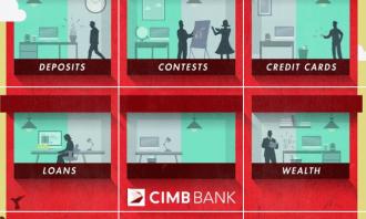 CIMB Bank Singapore Instagram Branch