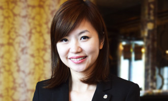 Cassie Chew, Director of Marketing Communications at The St. Regis Singapore