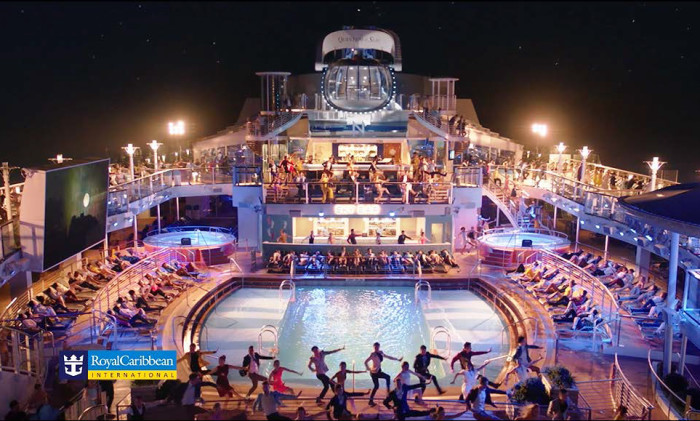 Royal Caribbean International Launches Vibrant New Tv Spot
