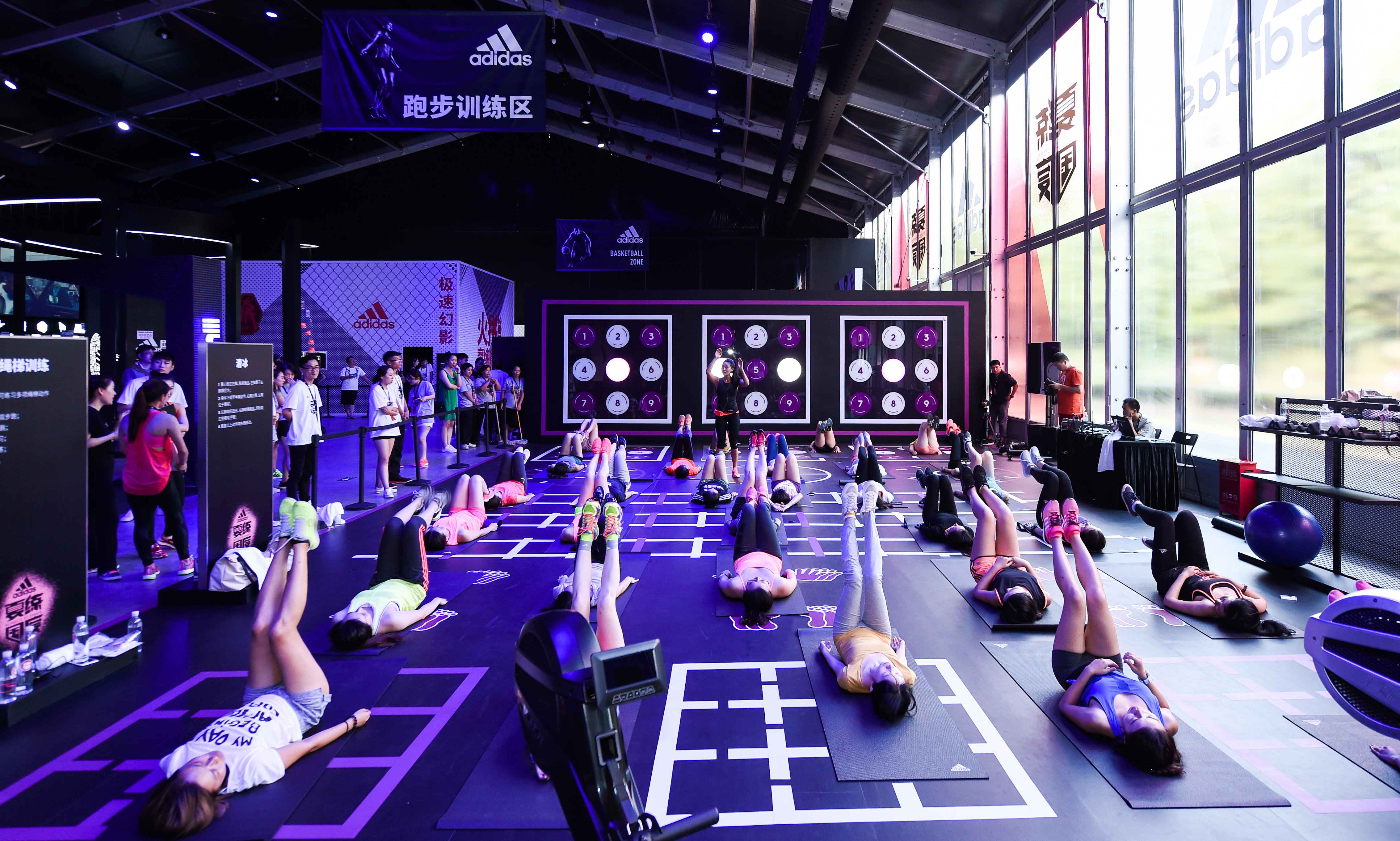 """adidas rolls out experiential campaign """"Republic of Sports ..."""
