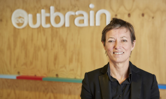 Sigrid Kirk, Vice President of Outbrain Engage, Asia Pacific
