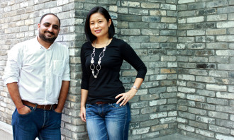 Cindy Chia MD and Dheeraj Raina GM - Mindshare Malaysia Aug 2016