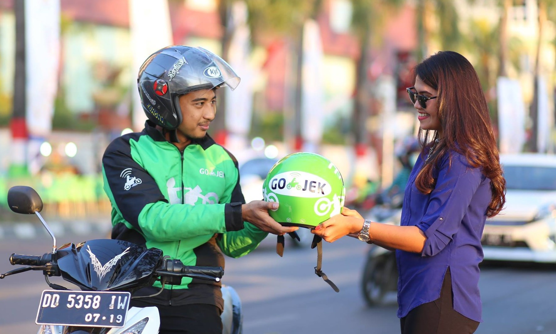 Indonesia's Go-Jek Secures US$550 Mln In New Funding