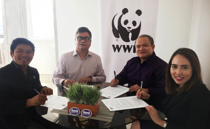 WWF ComCo partnership