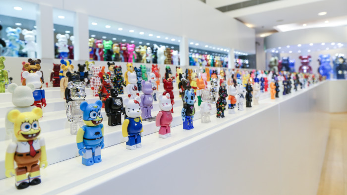 71b3d189 Fashion brands style up Harbour City with BE@RBRICK figures ...