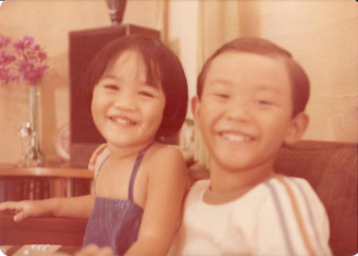 Ryan & Jacqui 1980