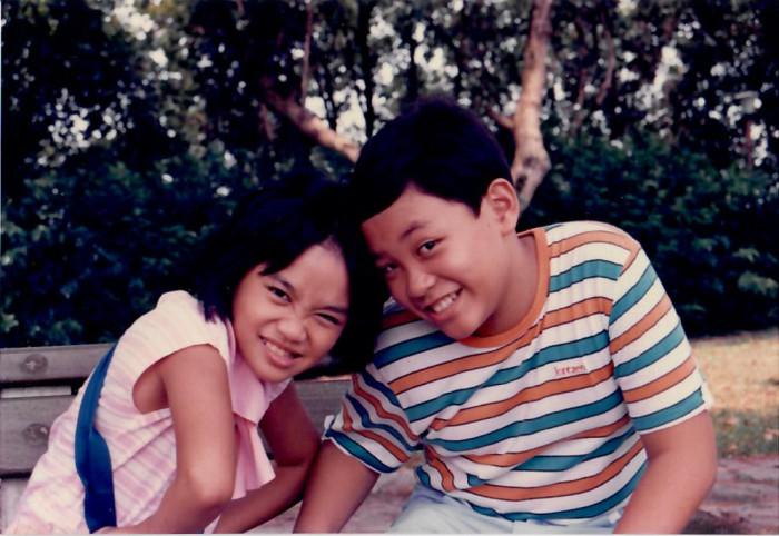 Ryan & Jacqui 1985